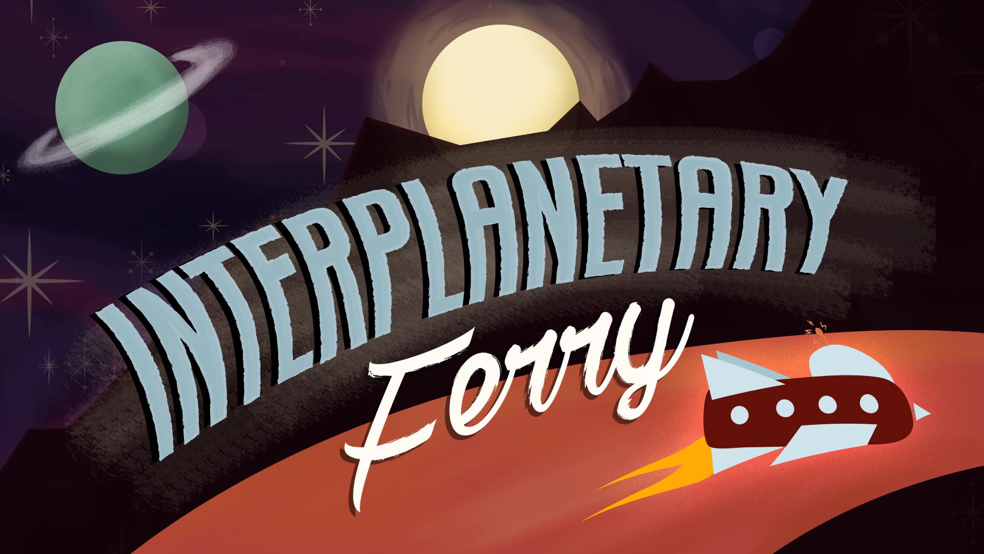 Interplanetary Ferry