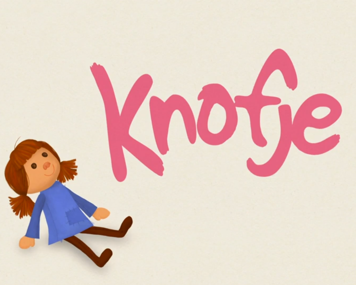 Knofje, de animatieserie